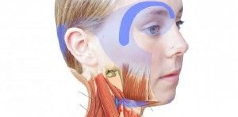 Tibetanska refleksna terapija vratu in glave