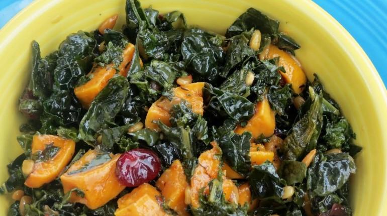 Ajurvedski recept - razstrupljanje s solato