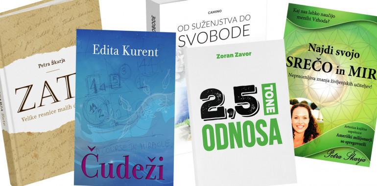 AKCIJSKA PRAZNIČNA PONUDBA KNJIG: 20% popusta na izbrane knjige!