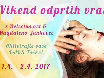 Vikend odprtih vrat z Delectusom & Magdaleno Jankovec