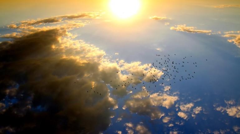 Vodena meditacija za povezovanje z neskončnostjo