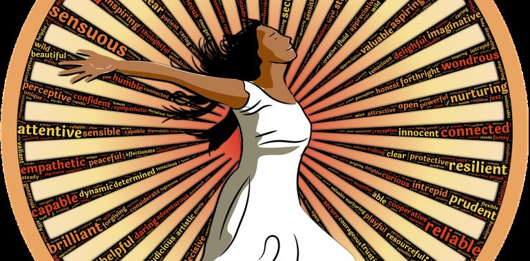 Afirmacije za pozitivno samopodobo: Osvobojen sem negativnosti