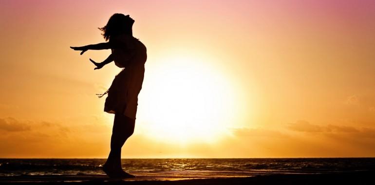 Če hočeš biti srečen, moraš ustvariti svoj svet
