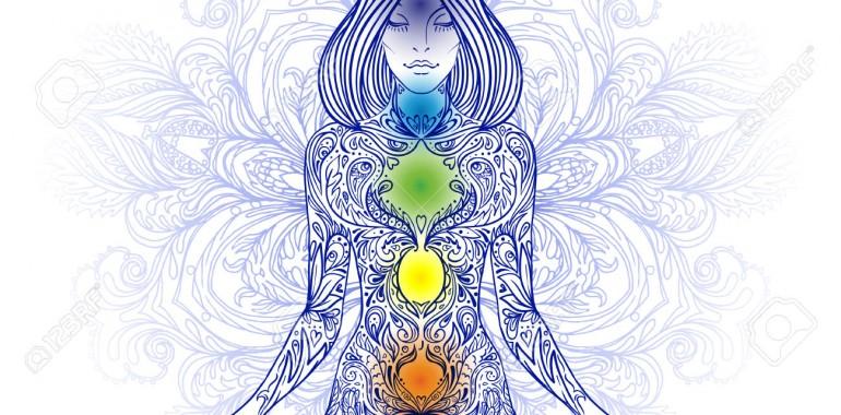 Vodena meditacija - rezanje eteričnih vezi in čiščenje čaker
