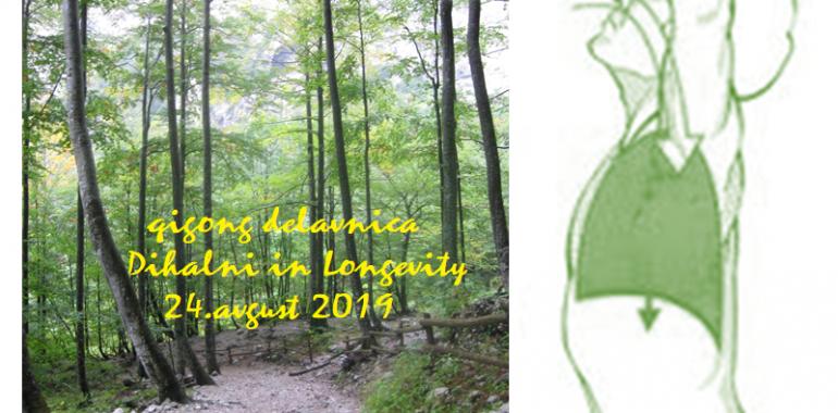 Qigong delavnica - Dihalni in Longevity