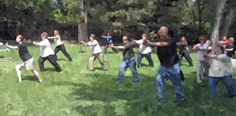 Qigong - poskusna vadba