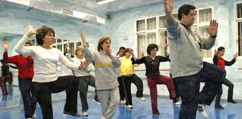 Qigong - predstavitvena vadba - DAN Evropske mobilnosti
