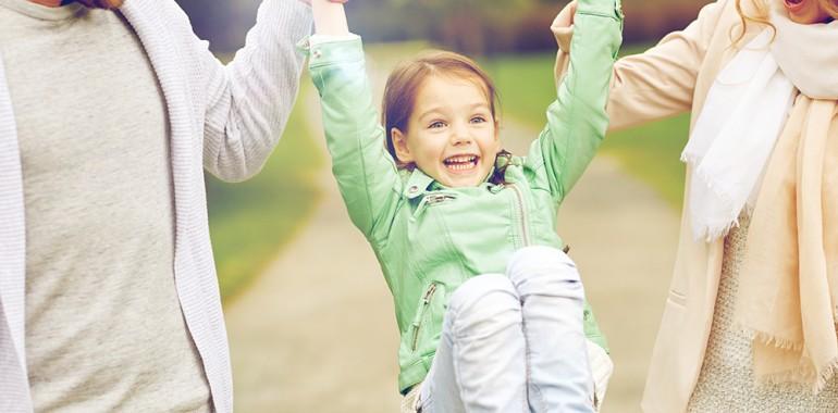 Zavesten starš, zavesten otrok