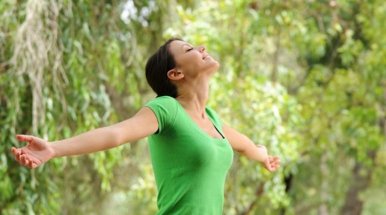 Zaživi Sebe® v miru narave