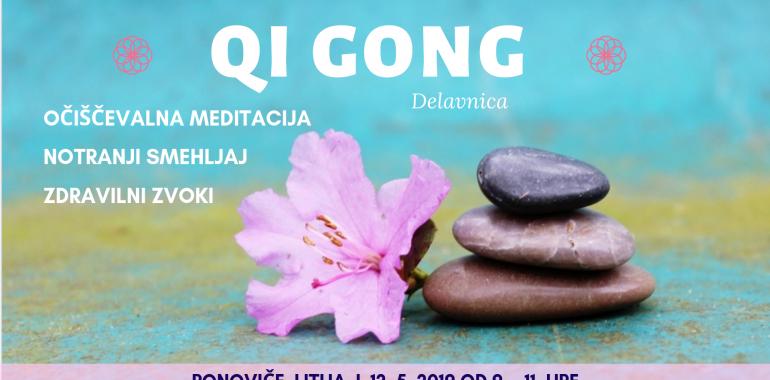 Qi gong delavnica