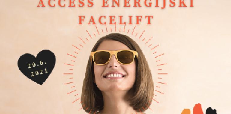 Access Energijski facelift™ delavnica