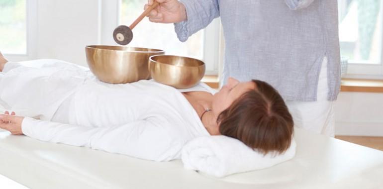 Vpliv zvoka, vibracij in tibetanskih posod na telo